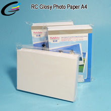 260g 220g Wholesale RC Glossy Photo Paper A4 5R 4R 3R