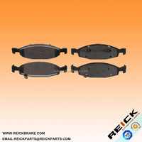 High Quality Brake Pad OE 05011969AA/05018592AA WVA 23631 23632 23633 D790 GDB4120 MDB2153 For JEEP