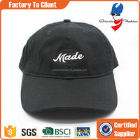washed your own logo dad hats, unstructured dad hat