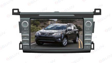 android4.4.2 car dvd for RAV4 2006-2012 with gps built-in GPS BT wifi steering wheel control