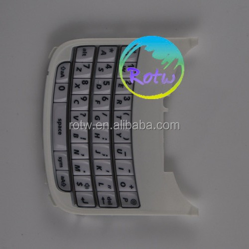 Wholesale for blackberry 9800 mobile phone Keypad white