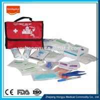 Empty Waterproof First Aid Kit Box , First Aid Kits For Sale