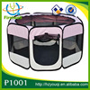 Soft Pet Playpen Exercise Puppy Dog Cat Play Folding Crate