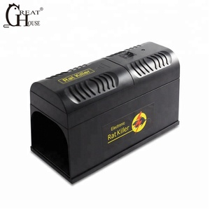 GH-190 Indoor electronic rodent mouse bait station