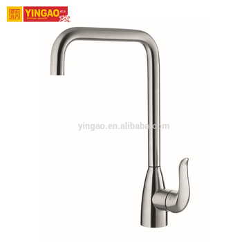 C30S Newly designed modern stainless steel kitchen faucets