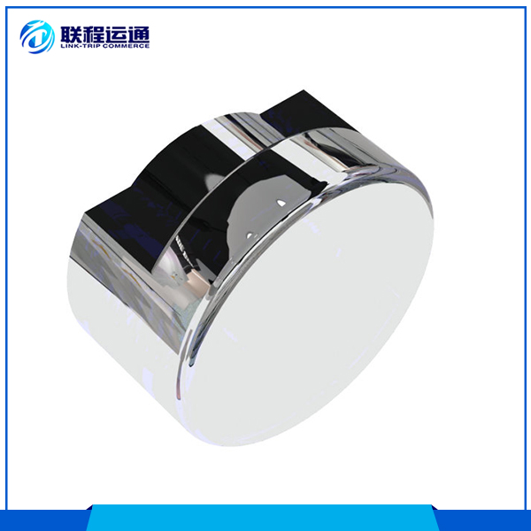Professional design zinc alloy cosmetics shop fitting