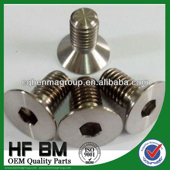 Motorcycle screw Threaded Fastener from manufacturers, factories, wholesaler, motorcycle threaded fastener