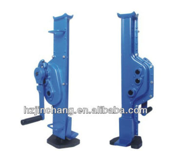 CE proved JQ-C Lever-Rack Mechanical Jack