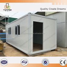 Pre-made container house in Asia