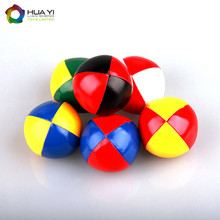 Funny toys pu juggling ball set for training clubs