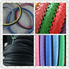 2015 new bicycle tyre and tube color bicycle tyres 20x2.125