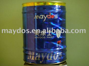Maydos environmental friendly nitrocellulose wood paint for childrens' cabinet decoration