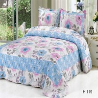 Cotton best selling 100% cotton comfortable home textile bed sheets