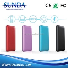 So popular 10000mah/5000mah qualcomm quick charge 3.0 power bank type-c and QC3.0 power bank with CE,rosh ,FCC