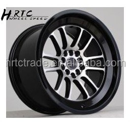 2015 alloy wheel rim 10 hole chrome wheels rims for trailer