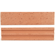 low price split face clay brick foshan