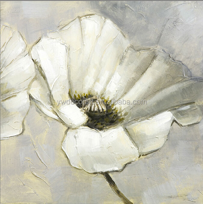 famous oil paintings of flowers DF 497