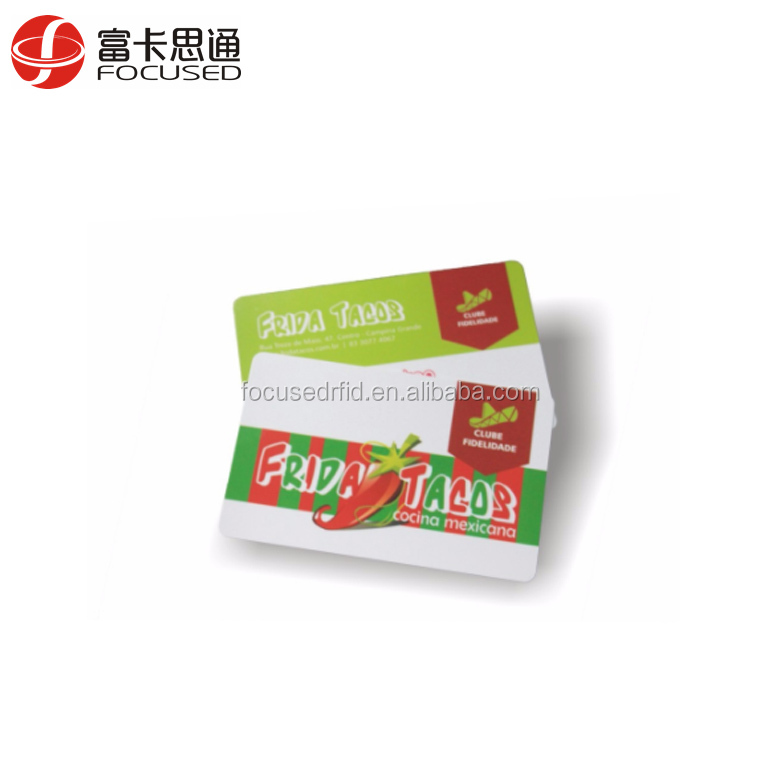 PVC Mifare Desfire2K 4K 8K RFID Smart Card For Transport Ticket Card
