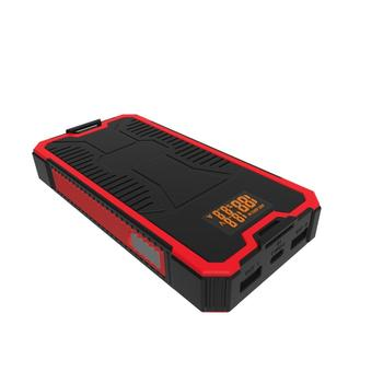 Hot sale 2018 amazon 8000mAh waterproof car jump starter 12/24V emergency jump starter battery mande in china