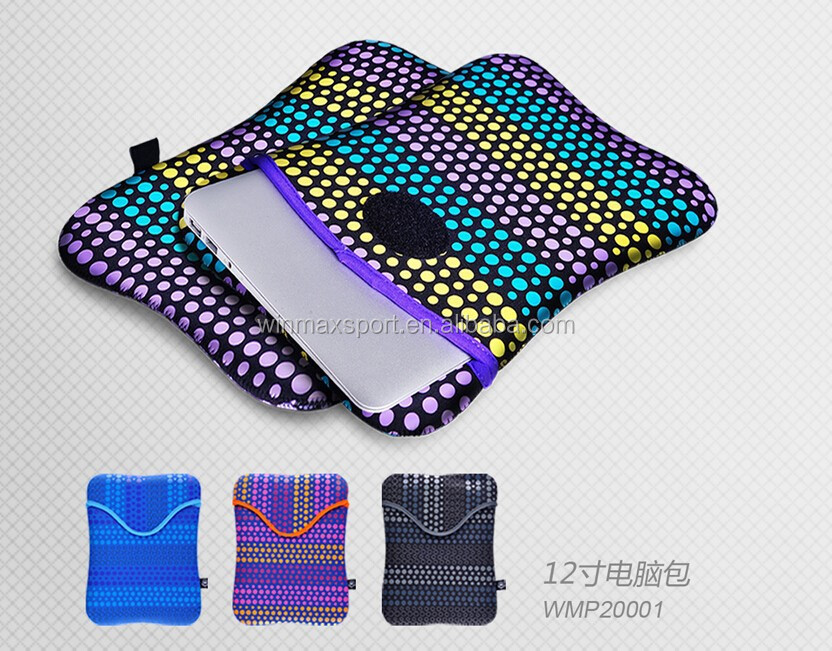 2015 WINMAX New Fashion Soft Neoprene Notebook Smart Cover For ipad 10 12 15 Inch computer bag