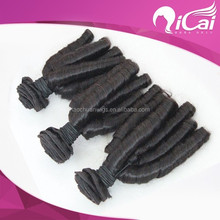 Wholesale virgin cheap fumi hair brazilian hair weaving, 6A virgin brazilian curly hair