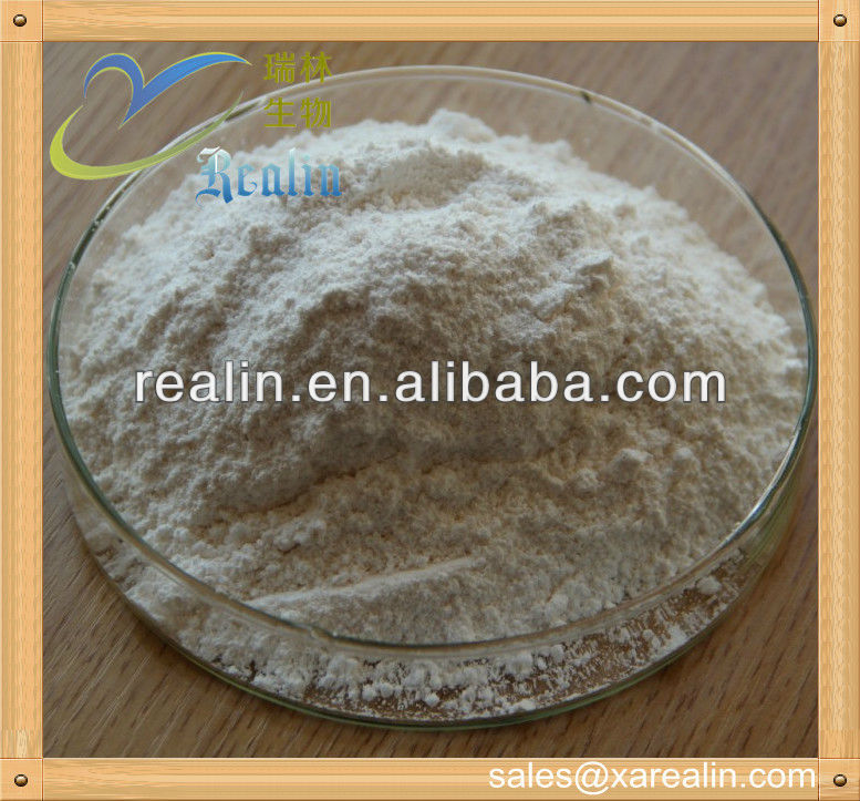 Hot Selling Natural Soybean Extract 98% Daidzein Powder CAS No.: 486-66-8