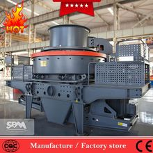 Second hand stone crusher construction equipment, stone processing machine