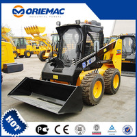 Low price XCMG XT760 second hand skid steer loaders for sale