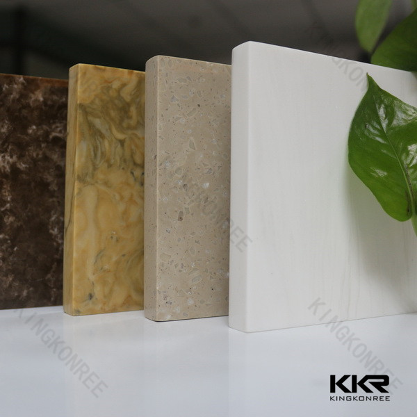 Building material Korean solid surface , artificial marble