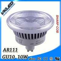 2014 new arrival innovative 48 degree 10w 5000k ES111 led