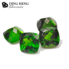 Natural Green AAA Oval Cut Calibrated Original Gemstones Chrome Diopside
