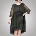 Simple Design Hot Sale Online Shopping Plus Size Dress For Women With Low MOQ