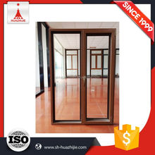 China factory price casement open louver door