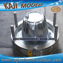 New arrival precision plastic injection washing basket mould dustbin basket mold manufacturer