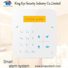 868mhz/433mhz home automation intelligent home wireless gsm alarm system with pir motion sensor