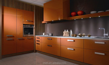 Customized modern style wall mounted kitchen pantry cupboard