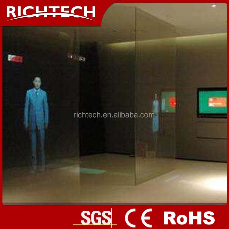 3d picture frame projection screen