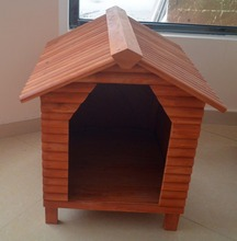 Factory top sell A Frame cheap wooden dog kennel for sale