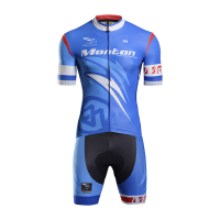 Monton Wholesale Men's Sexy Bike/Cycle Cycling Jersey Shorts Set 2015