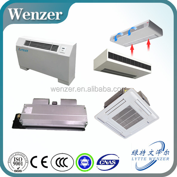 High Efficiency Top Quality Conceal Duct Fan Coil Unit, Central Air Conditioner Parts