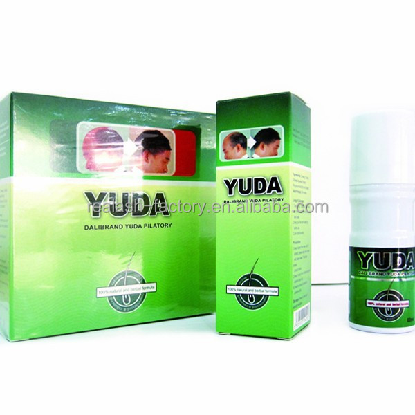 Hair treatment best hair oil for men YUDA bald head treatment