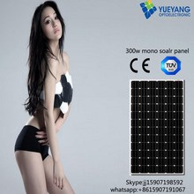 wholesale A grade/B grade polycrystalline/monocrystalline/pv/solar panel price made in Taiwan