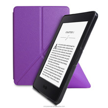 The Thinnest and Lightest Origami Case Cover for Kindle 7th Generation 2014 October Released with purple color