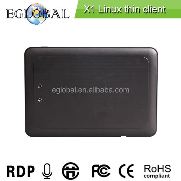 All winner A20 dual-core 1.2 Ghz Protocol RDP7.0 X1 Thin Client RAM DDR3 256M Flash 512M Support wins 7/8/Linux server