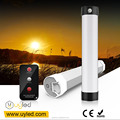UYLED Q9IR 100Lm Dimmable Magnetic USB Rechargeable Flashlight Led Camping Light With Remote Control