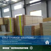 polyurethane sandwich panel/PU Sandwich wall Panel cold room panel/PU insulated panel