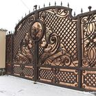 Modern house Steel grill gates designs