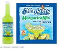 ON THE ROCKS MARGARITA MIX