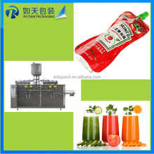 Automatic small Pepper/Tea/Salt/Liquid/Ketchup/Tomato paste/Shampoo/Water/sachet packing machine