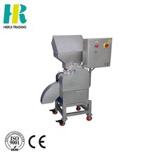 Automatic vegetable cutting machine cube cutting machine food processing machinery